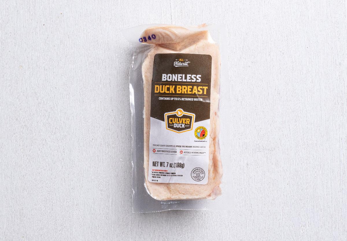 Boneless Duck Breast