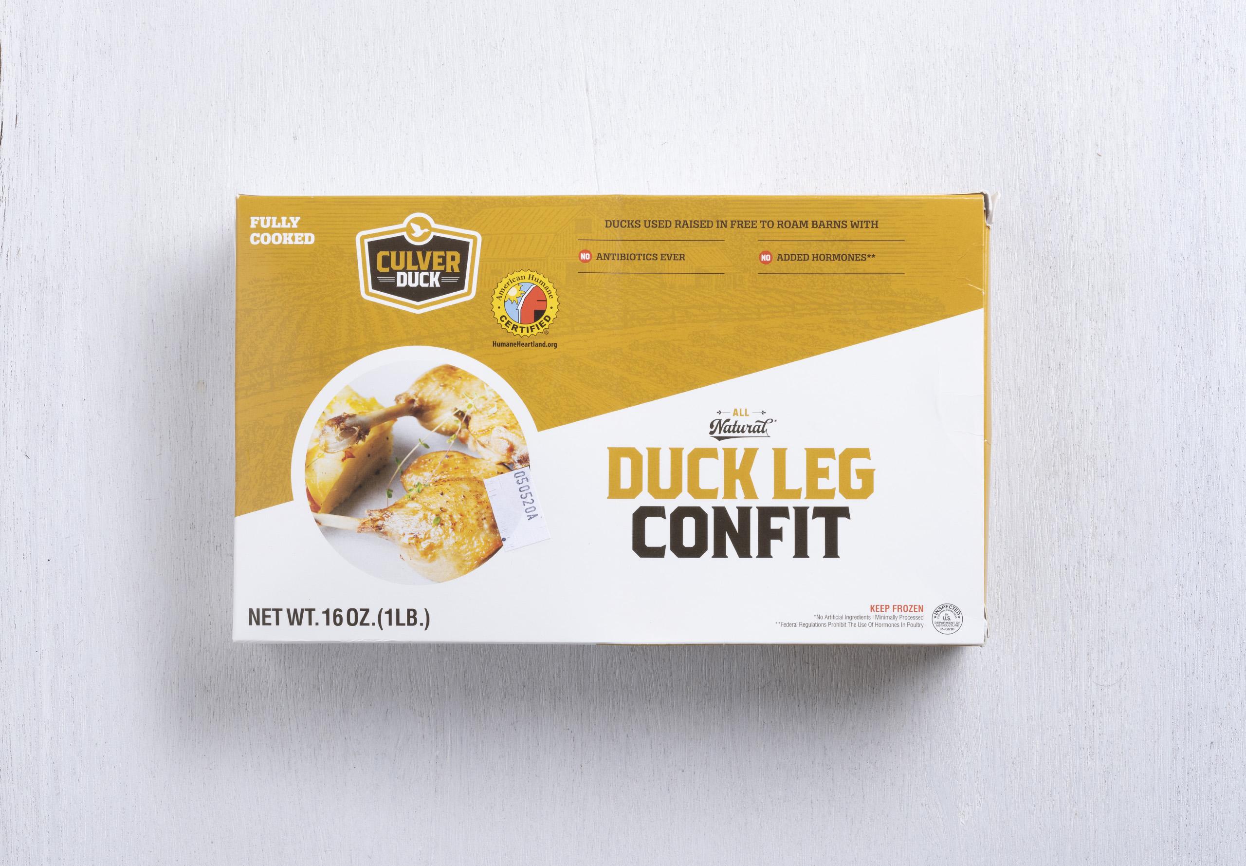 Duck Leg Confit